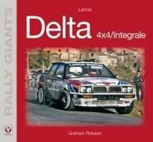 Lancia Delta 4X4/Integrale - Robson, Graham