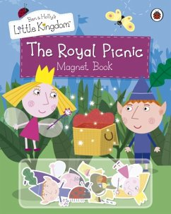 Ben and Holly's Little Kingdom: The Royal Picnic Magnet Book - Ben and Holly's Little Kingdom