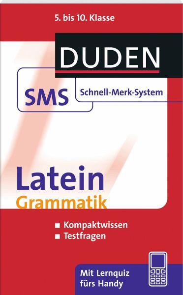 SMS Latein - 5.-10. Klasse - Strehl, Linda