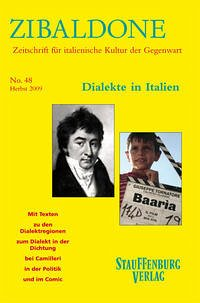 Zibaldone 48. Dialekte in Italien