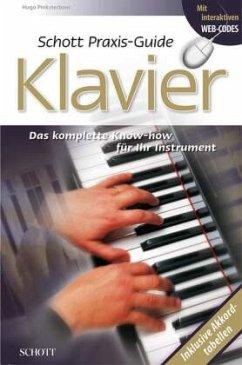 Schott Praxis-Guide Klavier
