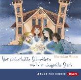 Vier zauberhafte Schwestern und der magische Stein / Vier zauberhafte Schwestern Bd.2 (2 Audio-CDs)