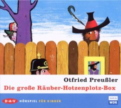 Die große Räuber-Hotzenplotz-Box, 6 Audio-CDs - Preußler, Otfried