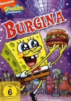 SpongeBob Schwammkopf - Burgina