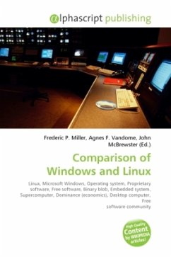 Comparison of Windows and Linux