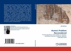 Hume''s Problem Reconsidered