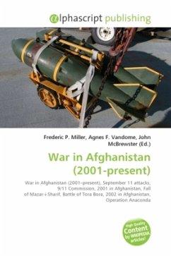 War in Afghanistan (2001-present)