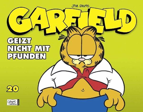 Buch-Reihe Garfield von Jim Davis