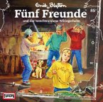 Fünf Freunde und der verschwundene Wikingerhelm / Fünf Freunde Bd.85 (1 Audio-CD)