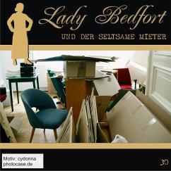 Lady Bedfort - Lady Bedfort und der seltsame Mieter, 1 Audio-CD - Beckmann, John; Eickhorst, Michael; Rohling, Dennis