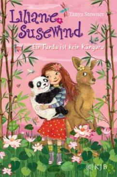 Ein Panda ist kein Känguru / Liliane Susewind Bd.6 - Stewner, Tanya