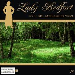 Lady Bedfort - Lady Bedfort und die Leichenlichtung, 1 Audio-CD - Beckmann, John; Eickhorst, Michael; Rohling, Dennis