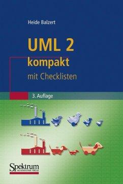 UML 2 kompakt - Balzert, Heide