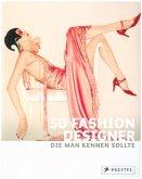 50 Fashion Designer, die man kennen sollte