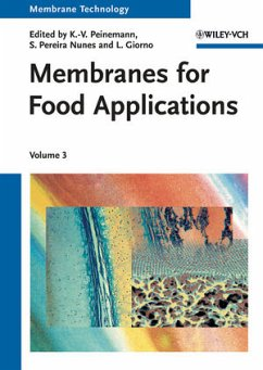 Membrane for Food Technology 3