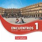 Encuentros, Edición 3000, 2 Audio-CDs / Encuentros, Edición 3000 Bd.1