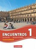 Encuentros 1 Neue Ausgabe, Edición 3000 - Grammatikheft