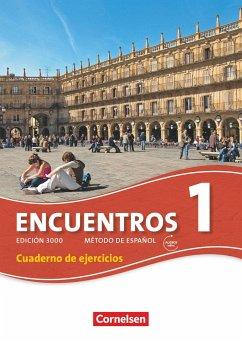 Encuentros 1 Neue Ausgabe - Cuaderno de Ejercic...