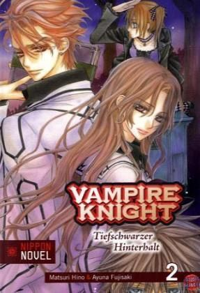 Vampire Knight, Tiefschwarzer Hinterhalt - Hino, Matsuri; Fujisaki, Ayuna