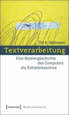Textverarbeitung - Heilmann, Till A.