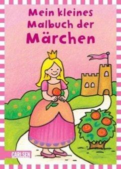 Mein kleines Malbuch der Märchen