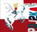 Polen hören, 1 Audio-CD