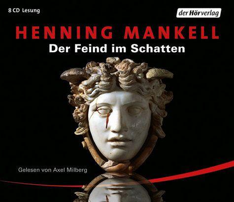 Der Feind im Schatten / Kurt Wallander Bd.11, 8 Audio-CDs - Mankell, Henning