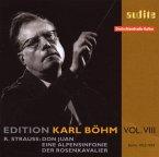 Edition Karl Böhm Vol.8-Strauss-Don Juan/+