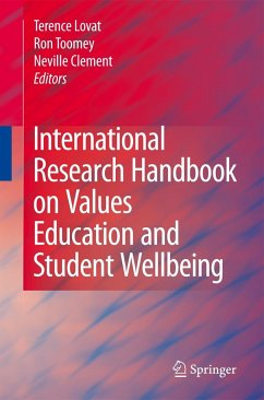 International Research Handbook on Values Education and Student Wellbeing