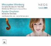 Sonaten Für Viola Solo/Son.Op.28