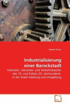 Industrialisierung einer Barockstadt - Sturm, Robert