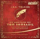 Die Abenteuer des Tom Bombadil, 1 Audio-CD