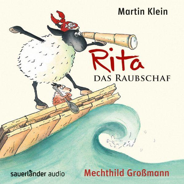 Rita das Raubschaf Bd.1 (CD) - Mechthild Großmann