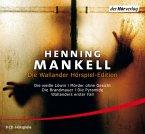 Die Wallander Hörspiel-Edition, 9 Audio-CDs