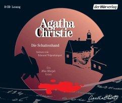 Die Schattenhand, 3 Audio-CDs - Christie, Agatha