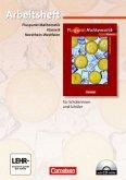 8. Schuljahr, Arbeitsheft m. CD-ROM / Pluspunkt Mathematik, Ausgabe Hauptschule Nordrhein-Westfalen