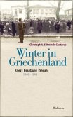 Winter in Griechenland