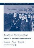 Rhetorik in Mittelalter und Renaissance