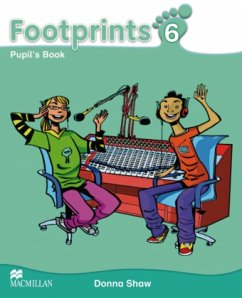 Footprints 6. Pupil's Book Package - Shaw, Donna