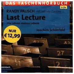 Last Lecture - Die Lehren meines Lebens, 5 Audi...