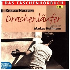Drachenläufer, 9 Audio-CDs - Hosseini, Khaled