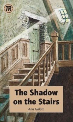 The Shadow on the Stairs - Halam, Ann