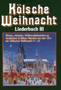 Kölsche Weihnacht, Liederbuch