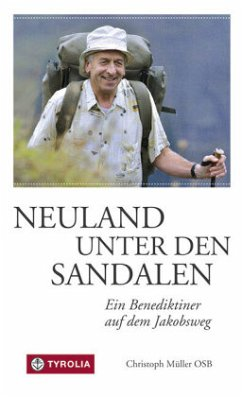 Neuland unter den Sandalen - Müller, Christoph
