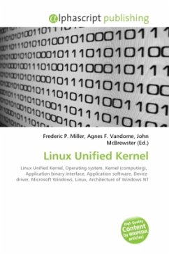Linux Unified Kernel