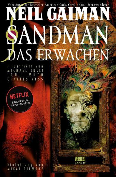 Buch-Reihe Sandman von Neil Gaiman