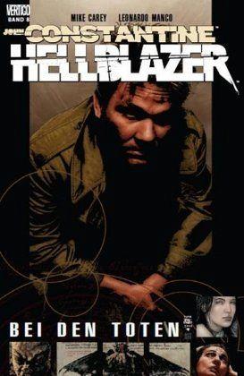 Buch-Reihe John Constantine - Hellblazer
