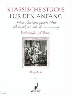 Klassische Stücke für den Anfang, Violoncello und Klavier
