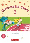 Grammatik-Stars 3. Schuljahr. Übungsheft