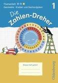 1. Schuljahr, Themenheft 3: Geometrie / Knobel- und Sachaufgaben / Die Zahlen-Dreher